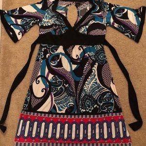 Torrid size 1 knee length dress